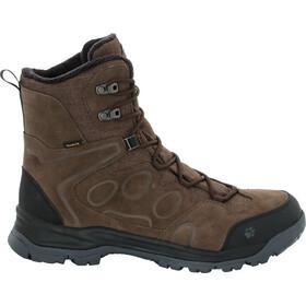 Jack Wolfskin Thunder Bay Texapore Korkeavartiset kengät Miehet, dark wood
